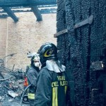Cavallerizza dibattito sull'incendio in Sala Rossa