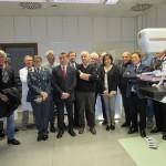 Centro di Senologia aziendale di Strambino presentato il nuovo mammografo tomosintesi