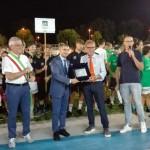 Cerimonia di apertura dei Campionati italiani giovanili di ciclismo su pista