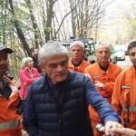 """Chiamparino """"Il sistema che combatte gli incendi è un pezzo d'Italia che funziona"""""""