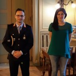 Chiara Appendino incontrano Linarello, primo comandante del Corpo di Polizia Metropolitana