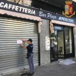 Chiusi da Polizia e Carabinieri 7 esercizi commerciali