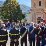 Cittadinanza onoraria di Ceres al Comando provinciale dei Vigili del Fuoco di Torino