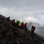 Codice rosso per l'escursionista precipitata sul Rocciamelone
