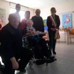 Compleanno centenario alla RSA di Ciriè