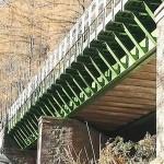 Completati il consolidamento del ponte sulla provinciale 1 ad Ala di Stura