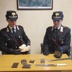 Controlli  antidroga dei Carabinieri in Canavese un arresto e 3 denunce
