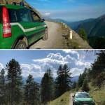 Controlli dei carabinieri in alta quota a tutela dell'ecosistema montano