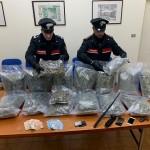 Controlli mobilità e circolazione, carabinieri arrestano corriere droga