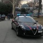 Controllo straordinario dei carabinieri al parco del Valentino
