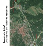 """Costruzione del """"Viadotto Marchetti"""" sospesa la circolazione sulla A4A5"""
