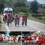 Croce Rossa in Bici in Canavese 7 Principi per 200km