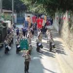 Cuorgnè festeggia gli Alpini e ricorda il Centenario della morte del Gen. Perrucchetti