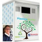 Da oggi all'Urban Center un eco-raccogliotore per la plastica
