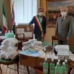 Dalla città polacca gemellata Przemysl un gesto di solidarietà con Chivasso