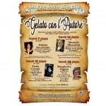 Domani Paola Cereda ospite de' Il Gelato con l'Autore ad Agliè