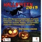 Domenica 27 ottobre, al Malgrà di Rivarolo, Halloween 2019