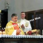 Don Martino  nuovo Parroco di Salassa e San Ponso