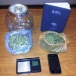 Due arresti in Canavese per detenzione di droga e furto