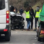 Due cantonieri muoiono a Villareggia investiti da un'auto