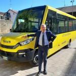 Due nuovi Scuolabus per il servizio scolastico