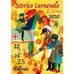 Ecco l'immagine ufficiale dello Storico Carnevale Ivrea