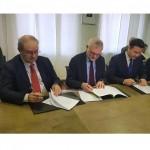 Eliminazione dei passaggi a livello sulla Chivasso-Aosta firmati tre protocolli