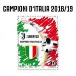 Emesso un francobollo che celebra la squadra vincitrice campionato calcio serie A
