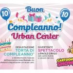 Festa di compleanno all'Urban Center