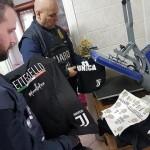 Festa scudetto sequestrati 80mila articoli falsi