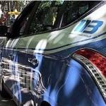 Folle fuga con l'auto dalla Torino Caselle alla tangenziale a Venaria