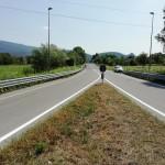 Frana di Quincinetto concluso l'ampliamento della SP 69 dir 1 che eviterà ingorghi in caso di chiusura dell'A5 2