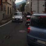 Frana sull'autostrada Torino-Aosta in via di definizione il piano di emergenza in caso di chiusura al traffico