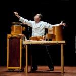 Giancarlo Bloise, chef da palcoscenico al Bertagnolio di Chiaverano