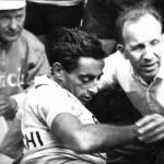 Giro una serata sugli incidenti di Fausto Coppi