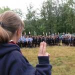 Gli scout del Cngei a Vialfrè, al Campo Nazionale 2018
