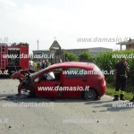 Gravissimo incidente stradale a San Giusto due feriti 1