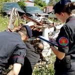 I Carabinieri Forestali traslocano da Chivasso a Volpiano