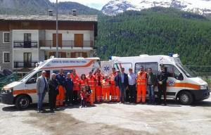 I Volontari del Soccorso Ceresole Reale e Noasca restano con una sola ambulanza 1