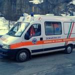I Volontari del Soccorso Ceresole Reale e Noasca restano con una sola ambulanza