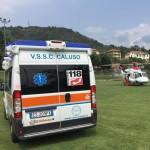 I Volontari del Soccorso di Caluso inaugurano due ambulanze