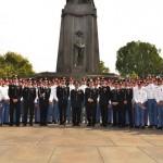 Il Comandante Amato incontra i Cadetti dell'Accademia Militare 1