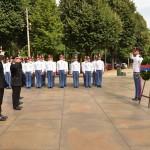 Il Comandante Amato incontra i Cadetti dell'Accademia Militare