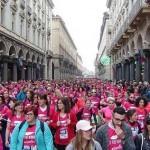 """Il Coronavirus ferma la marcia rosa rinviata la """"Just The Woman I Am"""" 1"""