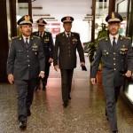 Il Gen. di Corpo d'Armata Giuseppe Vicanolo in visita a Torino
