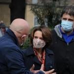 Il Ministro Elena Bonetti alla Piccola Casa della Divina Provvidenza di Torino