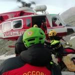 Il Soccorso Alpino nel vallone di Forzo in aiuto a due escursionisti 1