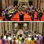 Il coro Canto Leggero ospite dei Concerti di Primavera di Castellamonte 1