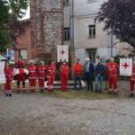 In festa il Comitato di Castellamonte della Croce Rossa
