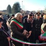 Inaugurata la nuova sede dell'Associazione carabinieri a Volpiano